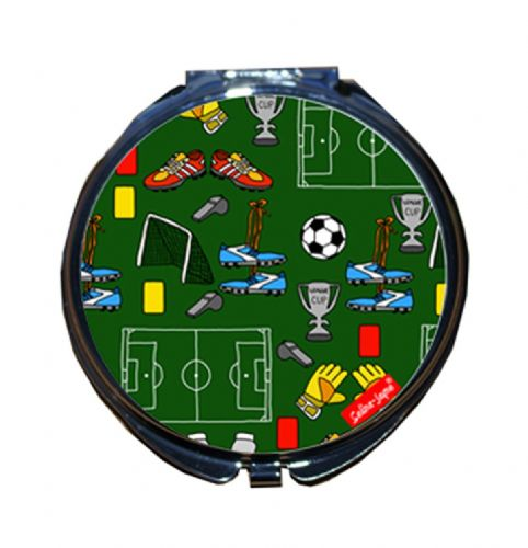 Selina-Jayne Football Limited Edition Compact Mirror